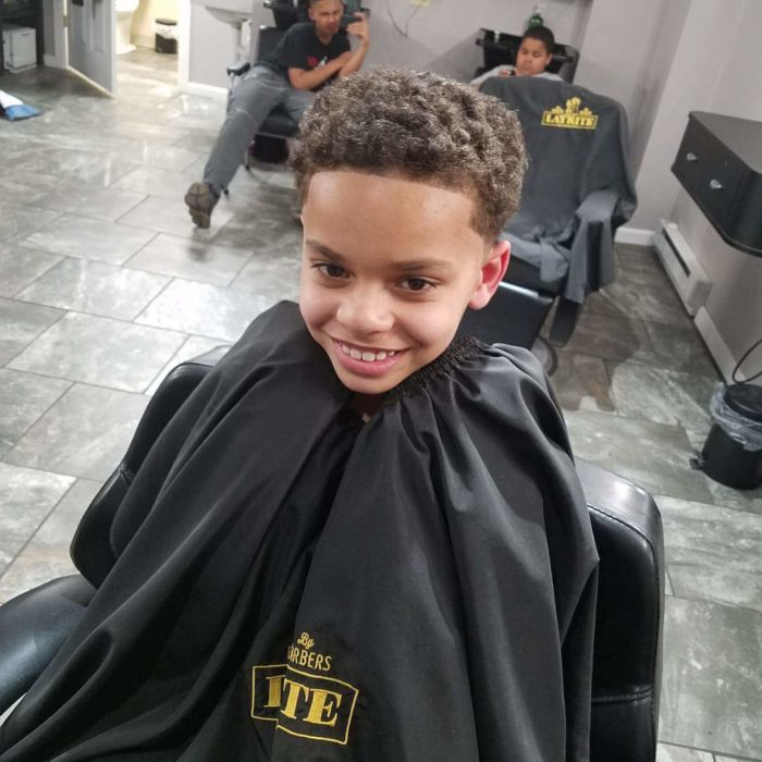 kid cuts phoenixville barber